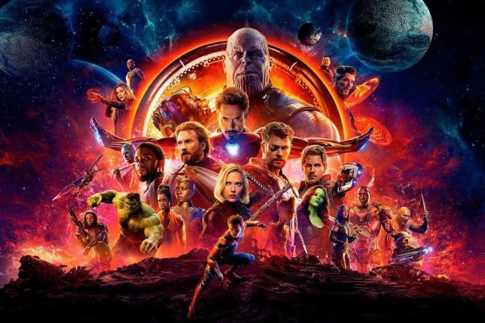 Vengadores: Infinity War – La épicainfinita